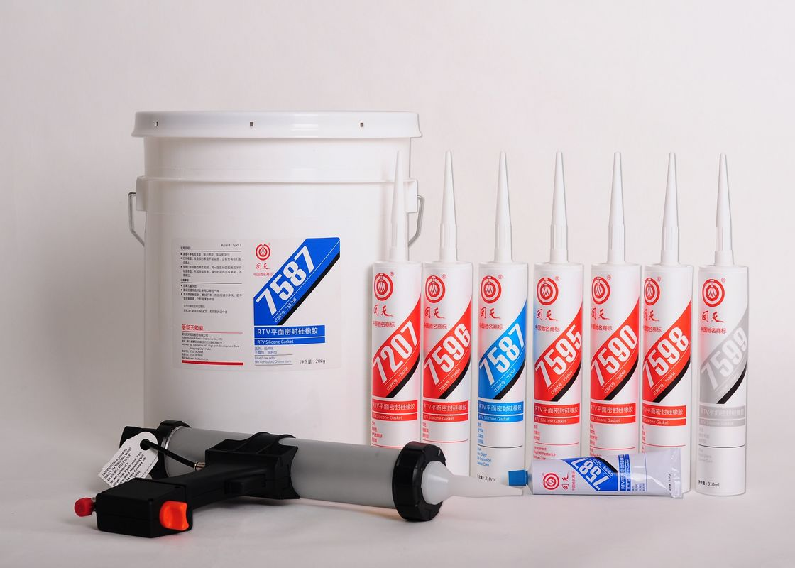 Weather resistance 7595 RTV silicone sealant for flange joint surface seal